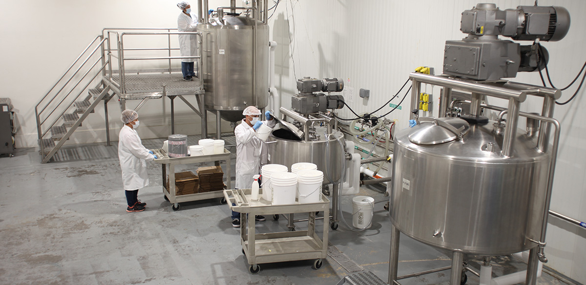 Manufacturing & Quality Control – Cosmetic Laboratories